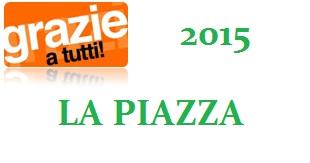 La Piazza 2015