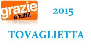Tovaglietta 2015