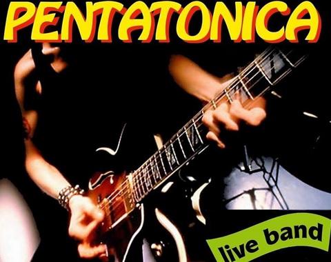 Giovedì 1 Agosto – PENTATONICA Live Band